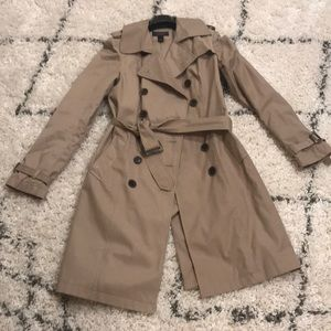 Victoria's Secret Trench Coat - $50 (size 4)